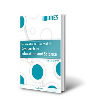 International Journal Of Research In Education And Science